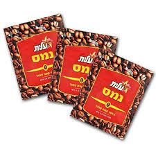 קפה נמס במנות עלית 600 יח'
