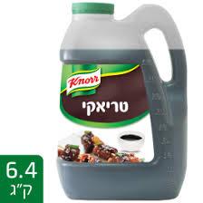 רוטב טריאקי 6.4 ק