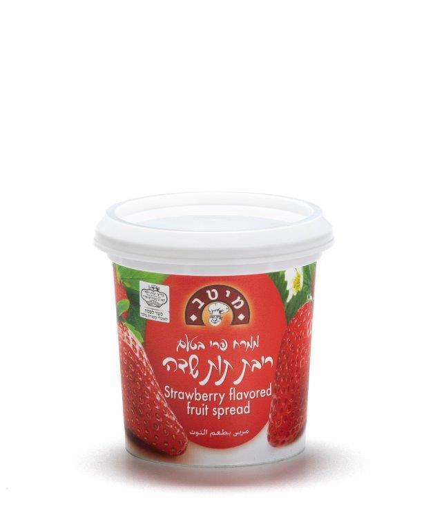 ממרח פרי בטעם תות שדה 5 ק