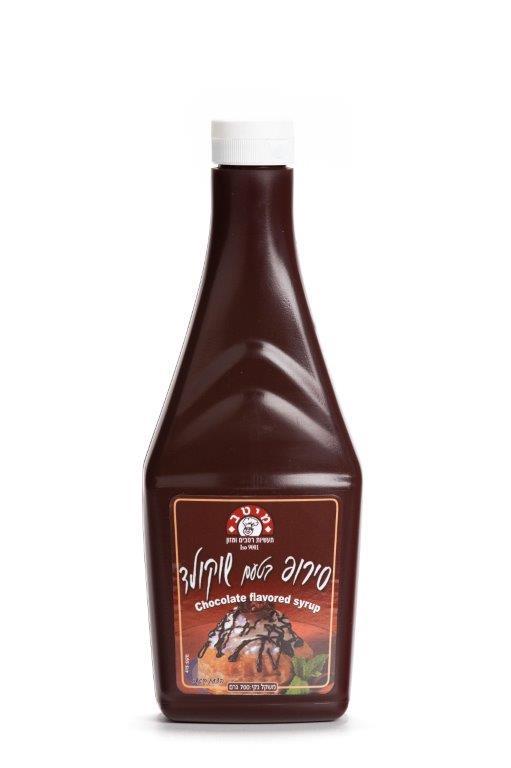 סירופ בטעם שוקולד 300 גרם