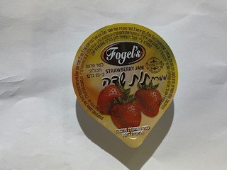 ריבת תות במנות אישיות
